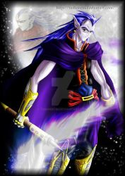 King of Demons - Magus by tushantin