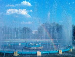 water rainbow by propan3