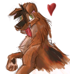 Woof by Kaho-chan