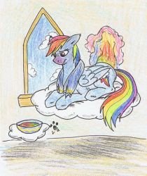 MLP: Rainbow Soup for the Soul by Loupgaros