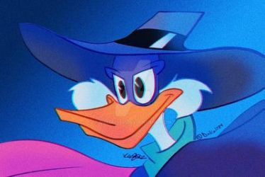 Darkwing Duck by Dalia1784