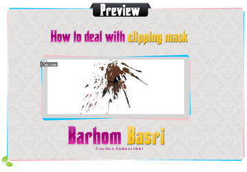 How to deal w/ Clipping Mask by B2rhom