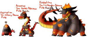 Russo Fire Starter: Eggsruption by TipsyRa1d3n