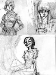 sketches by 1ithium