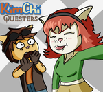 Kimchi Questers! by Moeberguine
