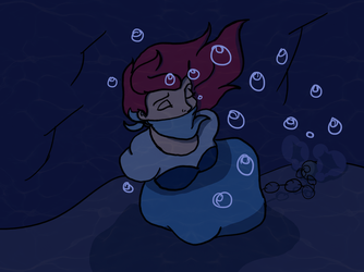 Ariel's Night at Sea - Colourise/Revival Pt.11 by Hitch101