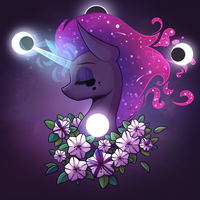 Artfight - Phases of the Moon by Ak4neh