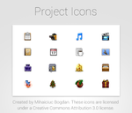 Project Icons - v 2.1.8 by bogo-d