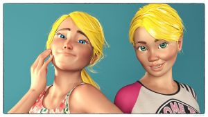 We are Toons for now! by Edheldil3D