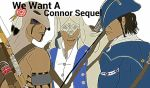 We want a Connor Kenway sequel by Eddmspy