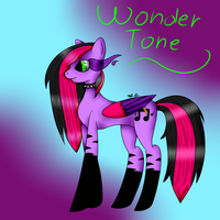 Wonder Tone by MidNightFlyer53