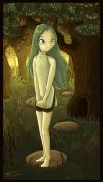 Daughter Of The Forest by Kaydreamer