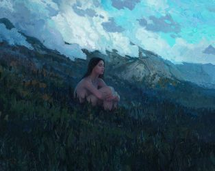 One Second After Waking Up by RHADS