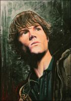 Supernatural -Sam Winchester by DavidDeb