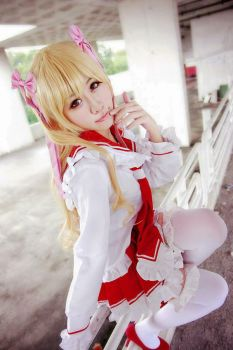 Hidan no Aria - Mine Riko by Xeno-Photography