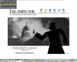 The Inspector Desktop by necron