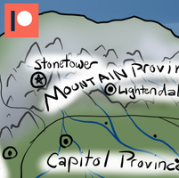 Mountain Divide Map on Patreon by curiousdoodler