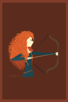 Merida by angelchan27