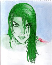 green not so crappy : D by kingest