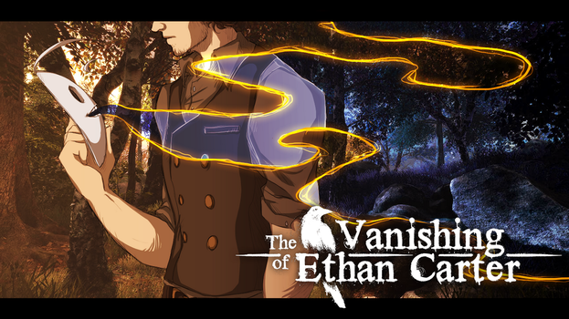 Cry Plays: The Vanishing of Ethan Carter. by smnius