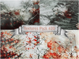 Textures Pack #20 by lucemare