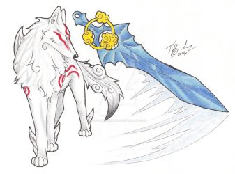 Ammy Weapons Series - Sword by CaptainMorwen