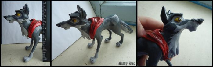 Balto's sculpture - for SALE by MaryDec