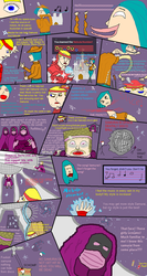 SAMURAI in SPACE page 11 by TurtleGuy