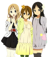 K-ON!_2 by RisaSenpaiRender
