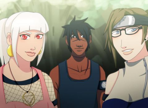 Two Straights and a Gay by Kuromu
