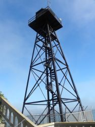 Alcatraz Watchtower by Lain3y