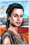 Rey by Art-by-Jilani