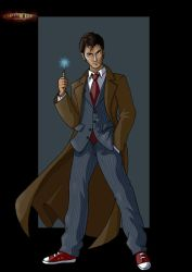 10th doctor by nightwing1975