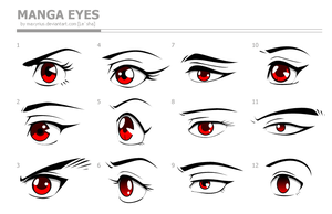 manga.eyes.1 by maxyrius