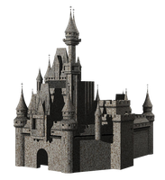 Castle 4 png by mysticmorning