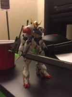 HG Barbatos Lupus  by XrosBrony