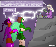 Heroines MCed by villainess by hypnovoyer