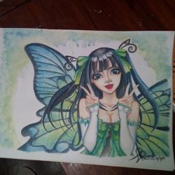 For the Butterfly lovers.. by icee-deeyah
