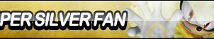 Super Silver Fan Button (Resubmit) by ButtonsMaker