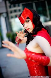 Wanda Maximoff Scarlet Witch by The-Cosplay-Scion