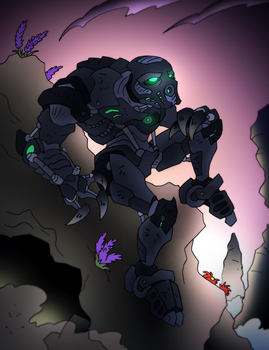 The Toa- Onua by NickinAmerica