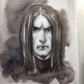 Snape (Search Continues ...) by Ognivik