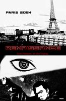 Movie Poster for Rennaissance by TrinaryOuroboros