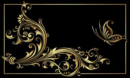 Black and gold by moonbeam1212