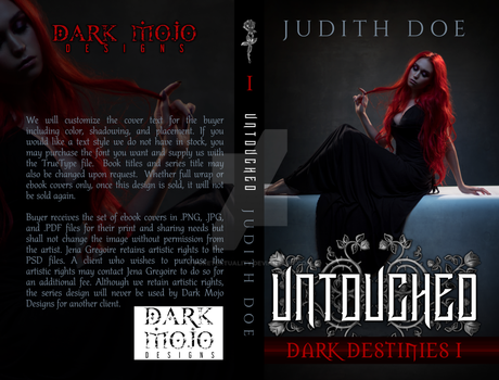 Dark Destinies Series - 1st of 3 Cover Set