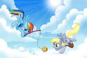 The bait is muffin by elisetrinh