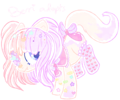 Decora pony Auction .:CLOSED:. by Princess-Berri