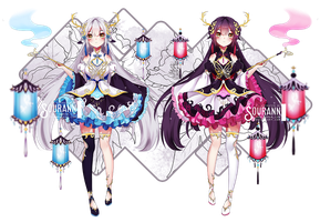 [CLOSED TY!!] Butterfly Crush!! Adoptable by Sourann