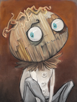Peter Yorick The Onion Man by ParaAbduction51