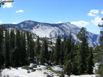 The Tioga Pass Lookout Shot 01 by colin6969